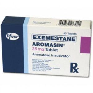 Aromasin Exemestane 30 Tab (25mg/tab) kaufen im Steroids Shop aus Deutschland . Online bestellen per Versand und Roids diskret mit Bitcoin oder Überweisung bezahlen. Garantiert originale anabole Steroide und Wachstumshormone sowie PCT Medis.