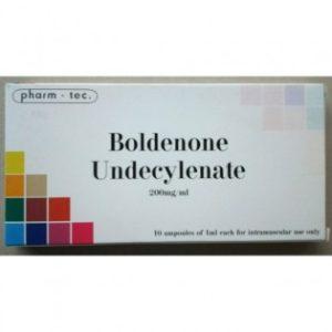 Boldenone Undecylenate 10 Amp (200mg/Amp) kaufen im Steroids Shop aus Deutschland . Online bestellen per Versand und Roids diskret mit Bitcoin bezahlen. Garantiert originale anabole Steroide und Wachstumshormone sowie PCT Medis.
