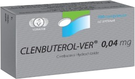 Clenbuterol kaufen original Qualität online bestellen Versand Deutschland