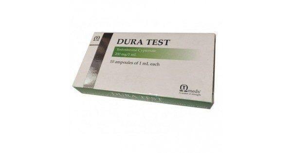 DuraTest Testosterone Cypionate 10Amp (200mg/ml) kaufen im Steroids Shop aus Deutschland . Online bestellen per Versand und Roids diskret mit Bitcoin bezahlen. Garantiert originale anabole Steroide und Wachstumshormone sowie PCT Medis.