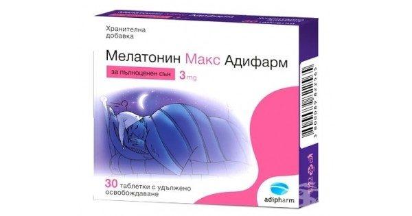 Melatonin MAX 30 Tabletten (3mg/tab) kaufen im Steroids Shop aus Deutschland . Online bestellen per Versand und Roids diskret mit Bitcoin oder Überweisung bezahlen. Garantiert originale anabole Steroide und Wachstumshormone sowie PCT Medis.