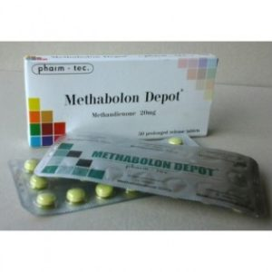 Methabolon Depot Methandienone 30 Tab (20mg/tab) kaufen im Steroids Shop aus Deutschland . Online bestellen per Versand und Roids diskret mit Bitcoin oder Überweisung bezahlen. Garantiert originale anabole Steroide und Wachstumshormone sowie PCT Medis.