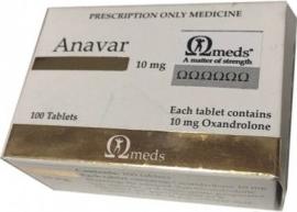 Anavar kaufen von Omega Meds Original in bester Qualität online bestellen