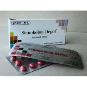 Stanobolon Depot Stanozolol 30 Tab (20mg/Tab) kaufen im Steroids Shop aus Deutschland . Online bestellen per Versand und Roids diskret mit Bitcoin oder Überweisung bezahlen. Garantiert originale anabole Steroide und Wachstumshormone sowie PCT Medis.
