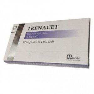 Trenacetat Trenbolone Acetate 10Amp (76mg/ml) kaufen im Steroids Shop aus Deutschland . Online bestellen per Versand. Garantiert originale anabole Steroide und Wachstumshormone sowie PCT Medis billiger geliefert bekommen.