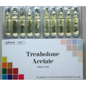 Trenbolon Acetate - 2ml/vial (75mg/1ml) kaufen im Steroids Shop aus Deutschland . Online bestellen per Versand und Roids diskret mit Bitcoin bezahlen. Garantiert originale anabole Steroide und Wachstumshormone sowie PCT Medis.