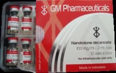 Deca kaufen von GM Pharma Nandrolone Original online bestellen Versand Deutschland